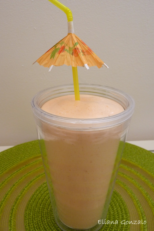 Smoothie de Papaya