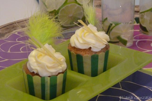 Lemon Curd cupcakes design