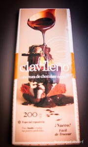 Chocolate cobertura extrafino Clavileño