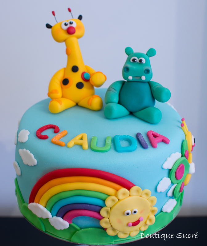 Pocoyo Cakes Ideas