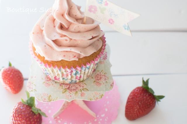 Cupcakes Primavera para Sara