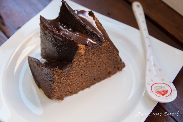 Stout Guinness Bundt Cake