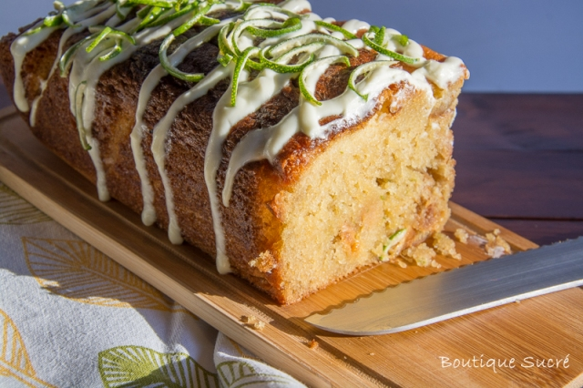 Pineapple and Lime Bread