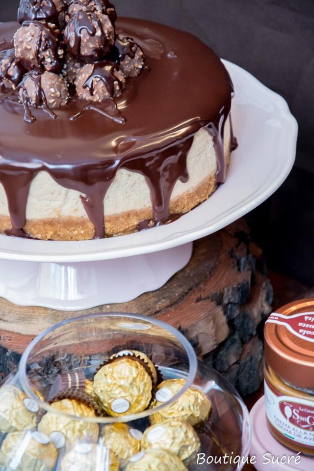 cheesecake avellanas