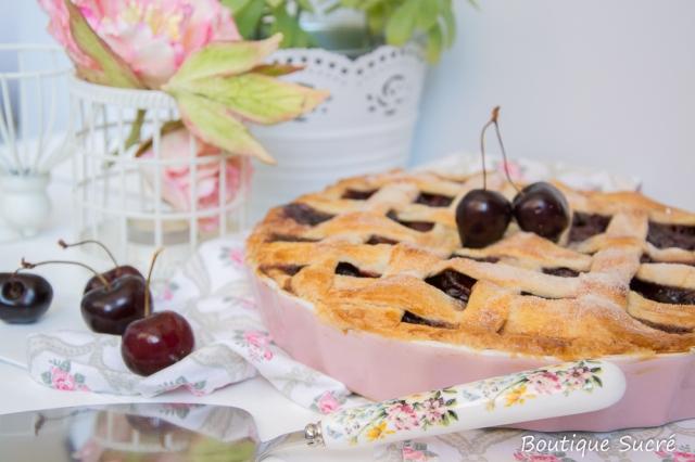American Cherry Pie