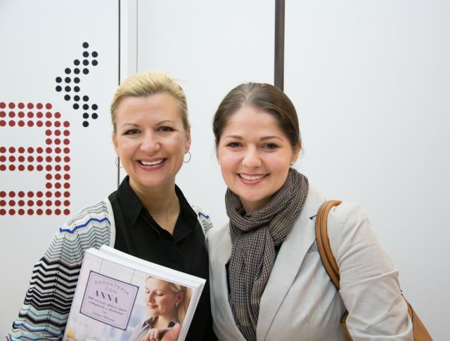 Con Anna olson