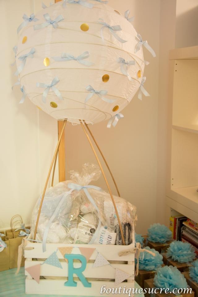 Baby Shower pajaritos