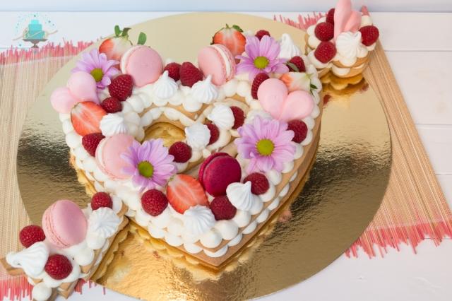 Tarta san Valentin